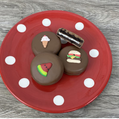 N&B Milk Chocolate Summer Oreo Trio Set